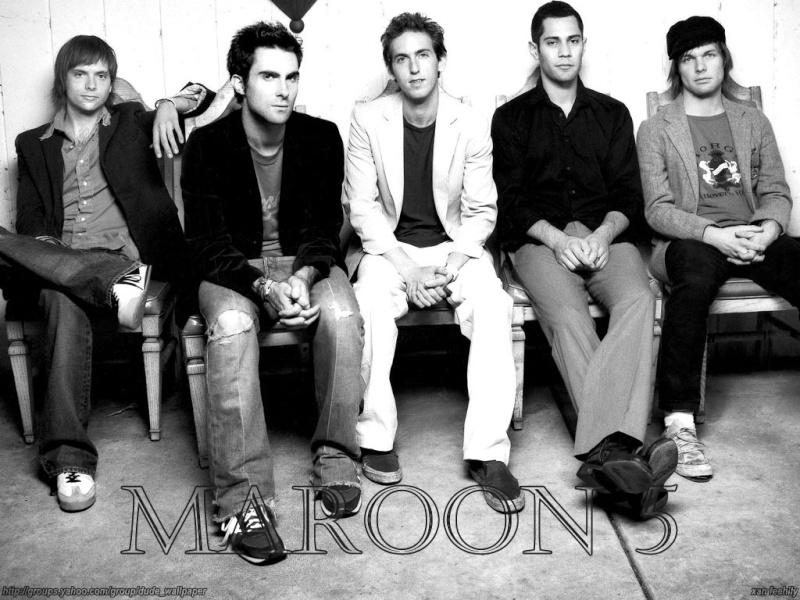 Maroon 5 Ma10