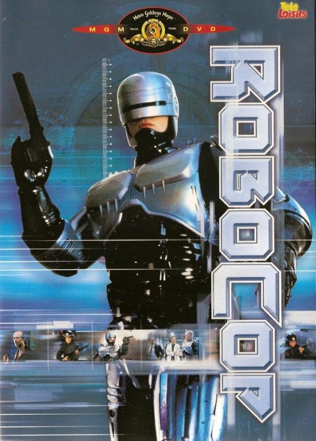 RoboCop : L'Intégrale (Trilogie, Série TV, Téléfilms...) Roboco13