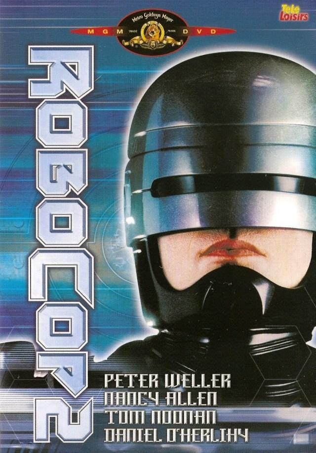 RoboCop : L'Intégrale (Trilogie, Série TV, Téléfilms...) Roboco34