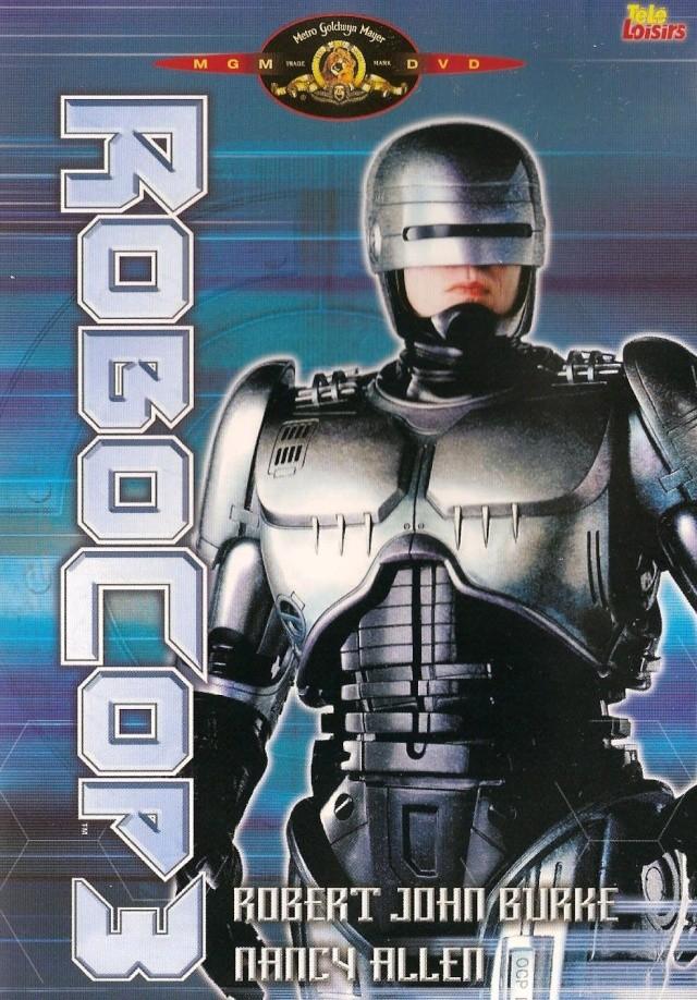 RoboCop : L'Intégrale (Trilogie, Série TV, Téléfilms...) Roboco55