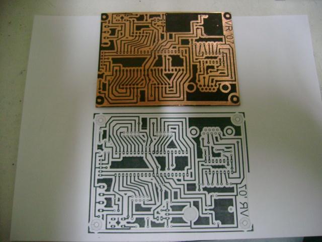 Tutorial de Diseño de Circuitos Impresos por Acetato Dsc00810