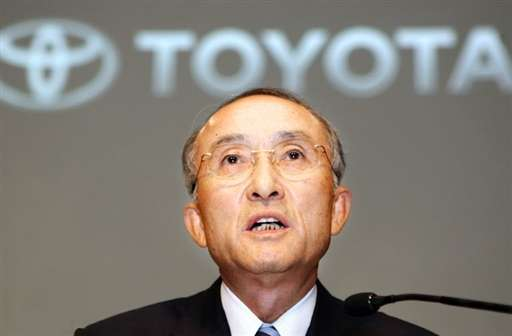 Motos et voitures japonaises Toyota10