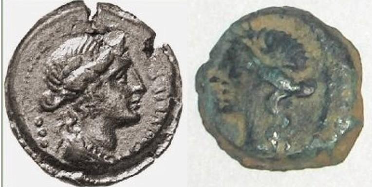Bronce al Jabali  (Nemausus, Galia) Cor-ni10