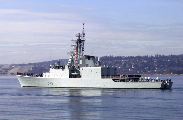 Canadian Navy - Marine Canadienne 11211510