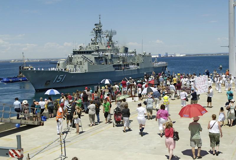 Australian Navy - Marine Australienne 20071111