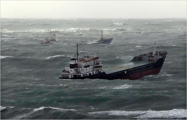 Accidents et tempêtes en mer : les news 20715610