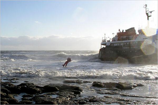 Accidents et tempêtes en mer : les news 20717610