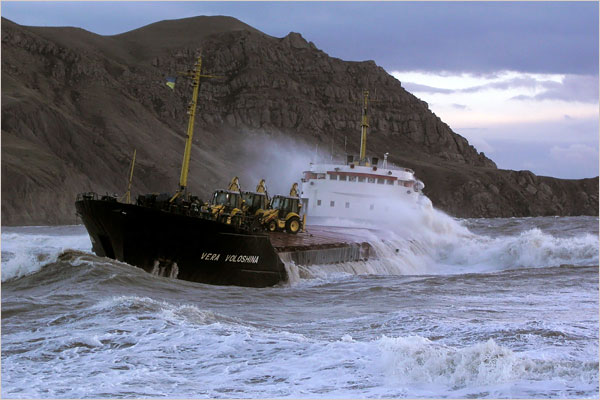 Accidents et tempêtes en mer : les news 20718510