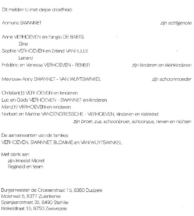 Déces - Overlijden (1) 210