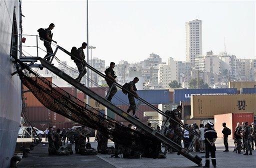 Liban - FINUL : les news - Page 6 31058111