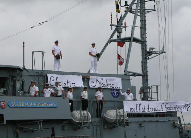 German Navy - Marine Allemande Antrag10