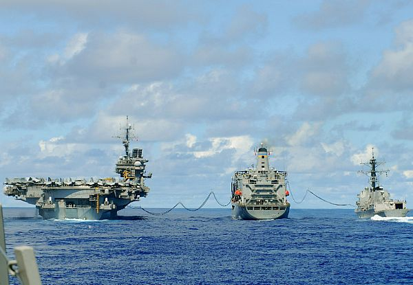 Battle Group & Strike Group Ffed2010