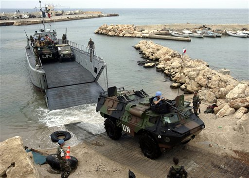 L'opération BALISTE - Page 2 Liban_14