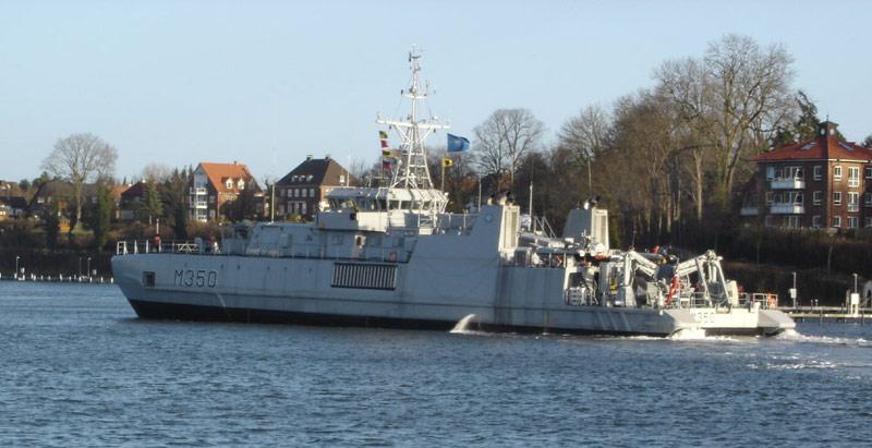 Marine norvégienne - Norwegian Navy M35010