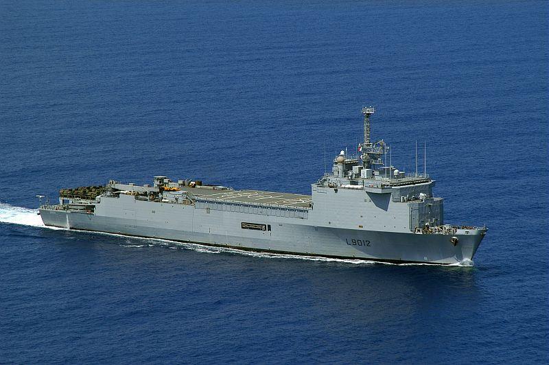 TCD : Transport de Chaland de Débarquement Siroco14