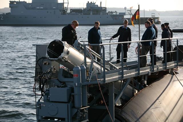 German Navy - Marine Allemande Verlad12