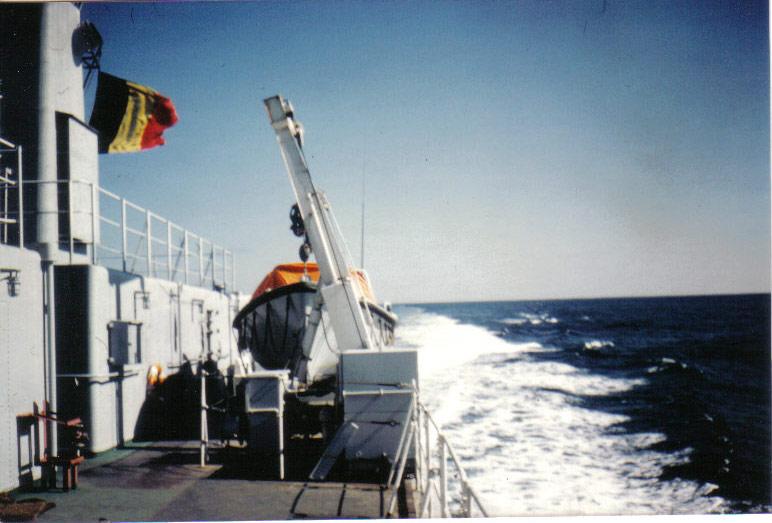 Mon pére à bord du F910 en 1977 Wielin14
