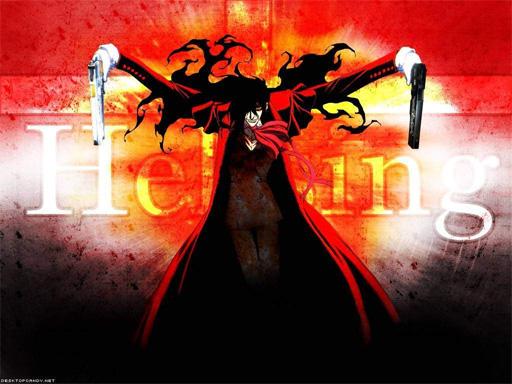 Hellsing : le manga vampirique Hellsi10