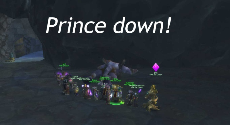 Guild's Progress is great! Prince10