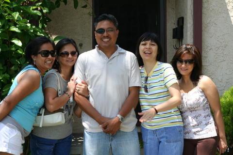 Mini-Reunion (August 2007, Los Angeles CA, USA) La210