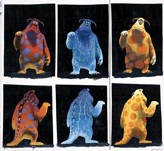 [Pixar] Monstres & Cie (2002) 01020510