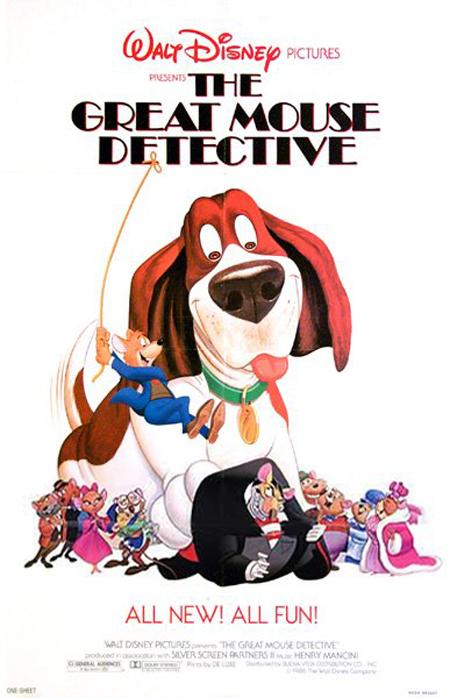 Basil, Détective Privé [Walt Disney - 1986] 14299310