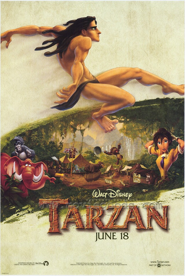 Tarzan [Walt Disney - 1999] 1999-t10