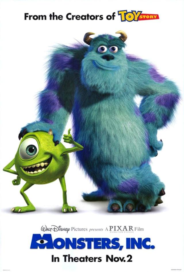 [Pixar] Monstres & Cie (2002) 26308310