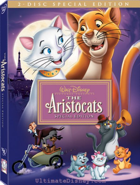 Les Aristochats - Edition Exclusive (26 mars 2008) Aristo10