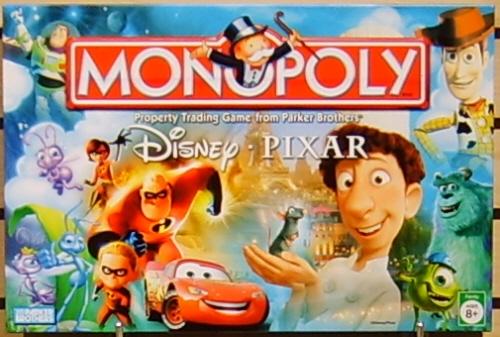 [Merchandising] Inventaire des Produits dérivés Disney Monopo10