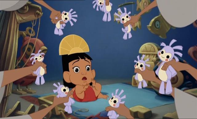 Kuzco, l'Empereur Mégalo [Walt Disney -2001] Pdvd_310