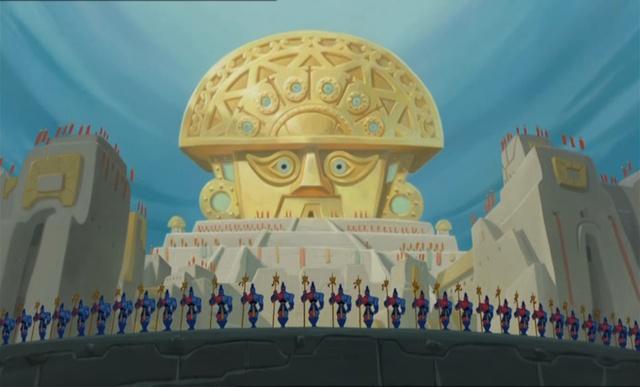 Kuzco, l'Empereur Mégalo [Walt Disney -2001] Pdvd_312