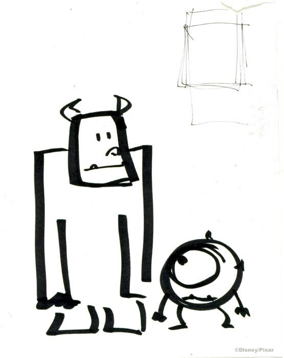 [Pixar] Monstres & Cie (2002) Pixar-11