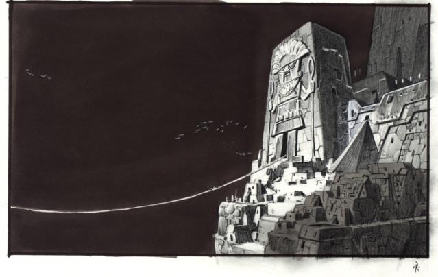 Kuzco, l'Empereur Mégalo [Walt Disney -2001] Rr180210