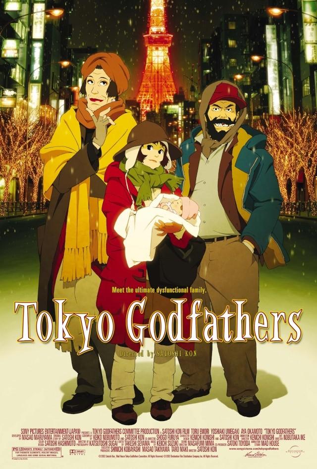 [Japanimation] Tokyo Godfathers (2003) Tokyo_10