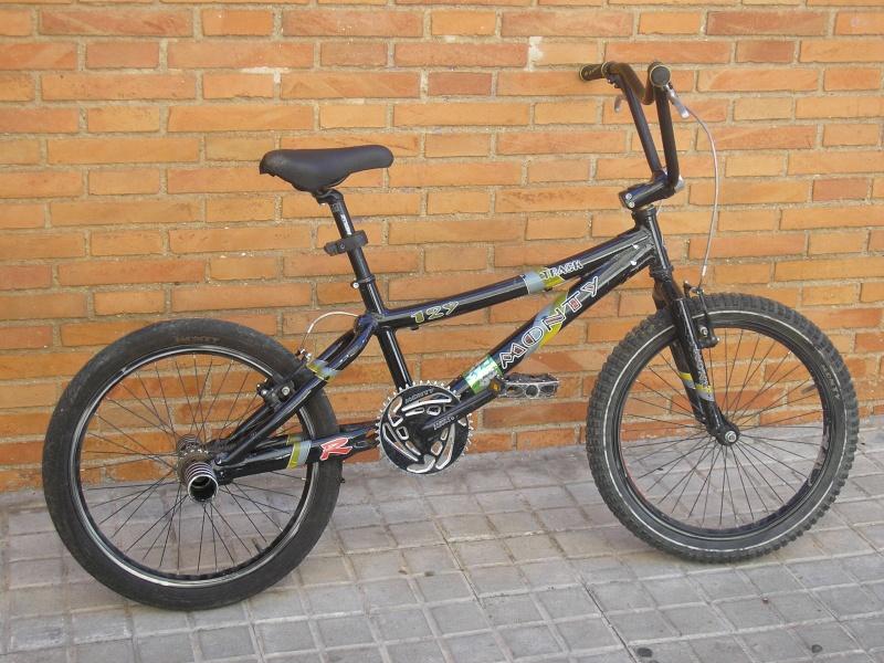 VENDIDA. Vendo bicicleta MONTY Life_a10