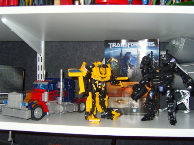 Transformers The Movie - Figurines S1032311