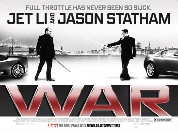 No. 1 : War (2007) Jet Li & Jason Statham War_ve10