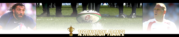Rugby : Destination France