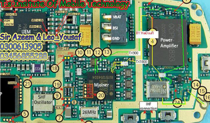 All Nokia Repairing Fults - Page 3 3100_t10