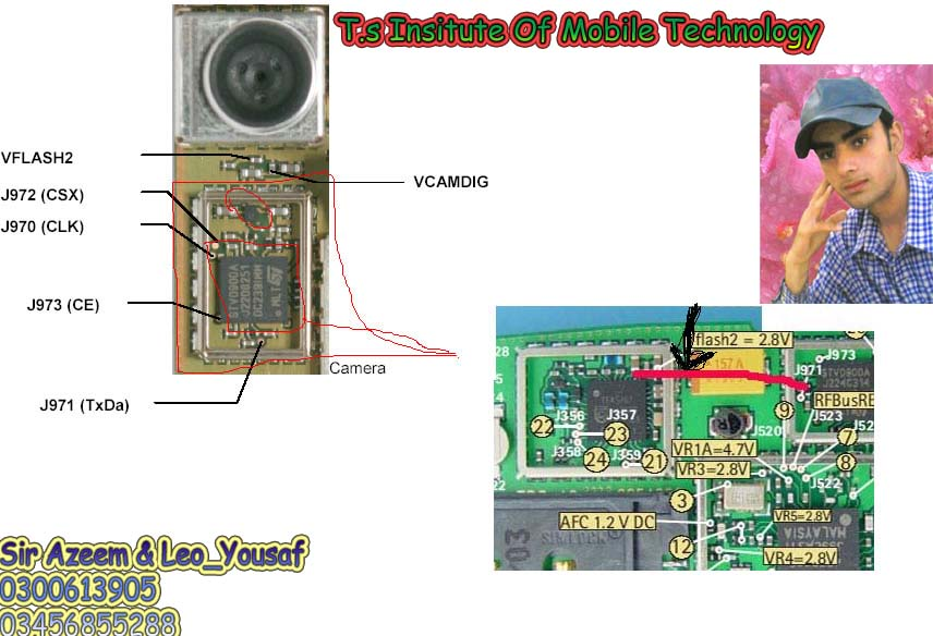 All Nokia Repairing Fults - Page 3 3200-610