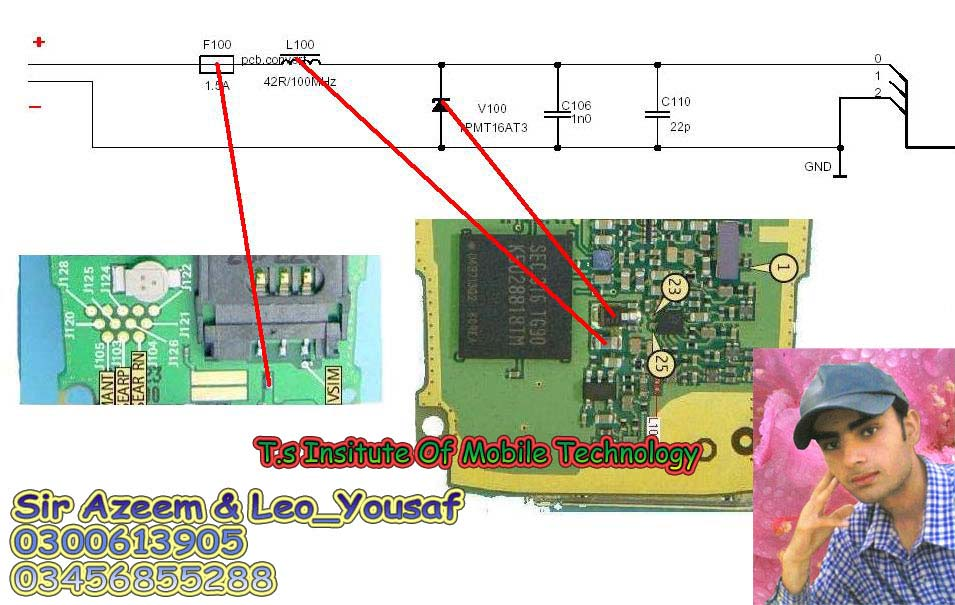 All Nokia Repairing Fults - Page 3 3200_c12