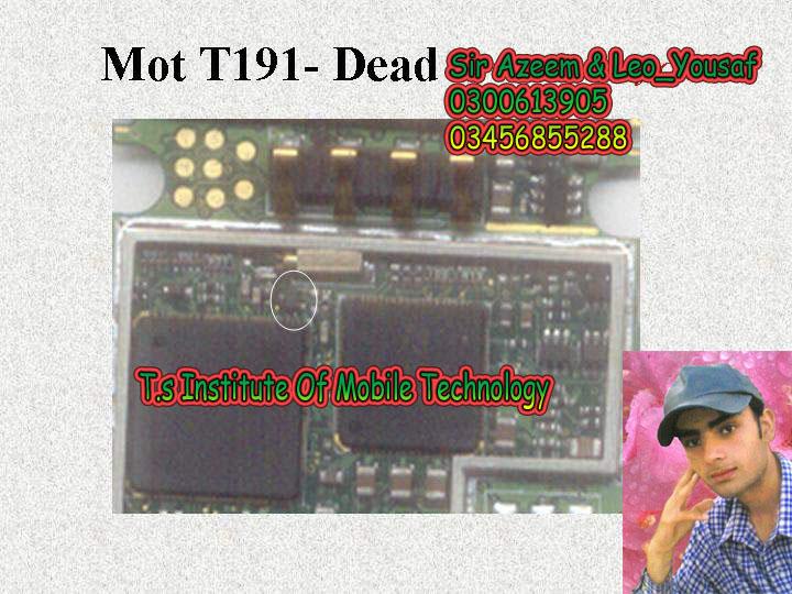 MotoRola Repiaring Section Motoro10