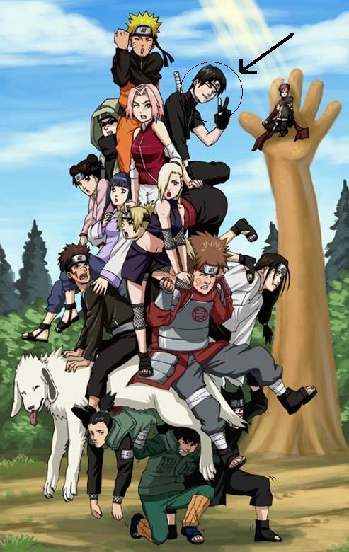 Naruto Shippuden ! Naruto11