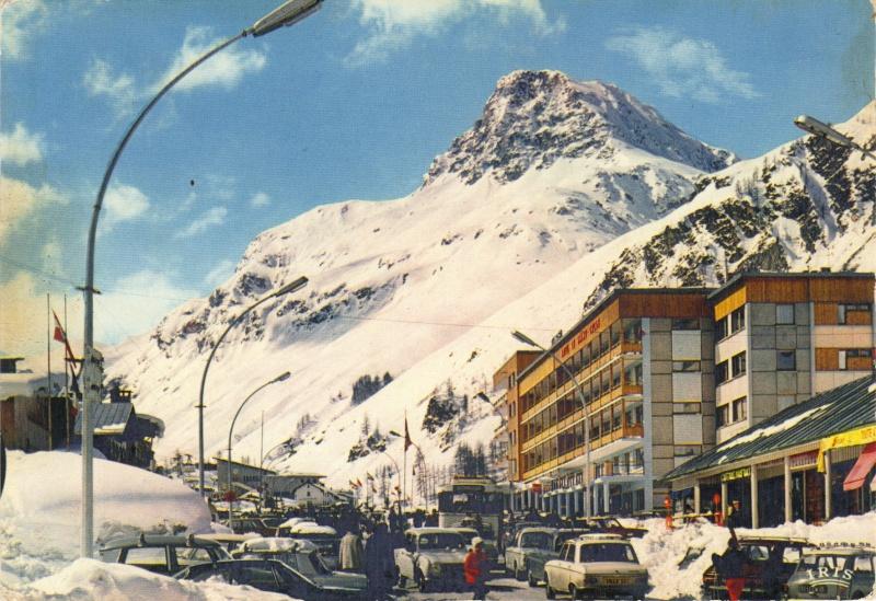 [Val d'Isère]Photos d'archives de la station et des environs Val10