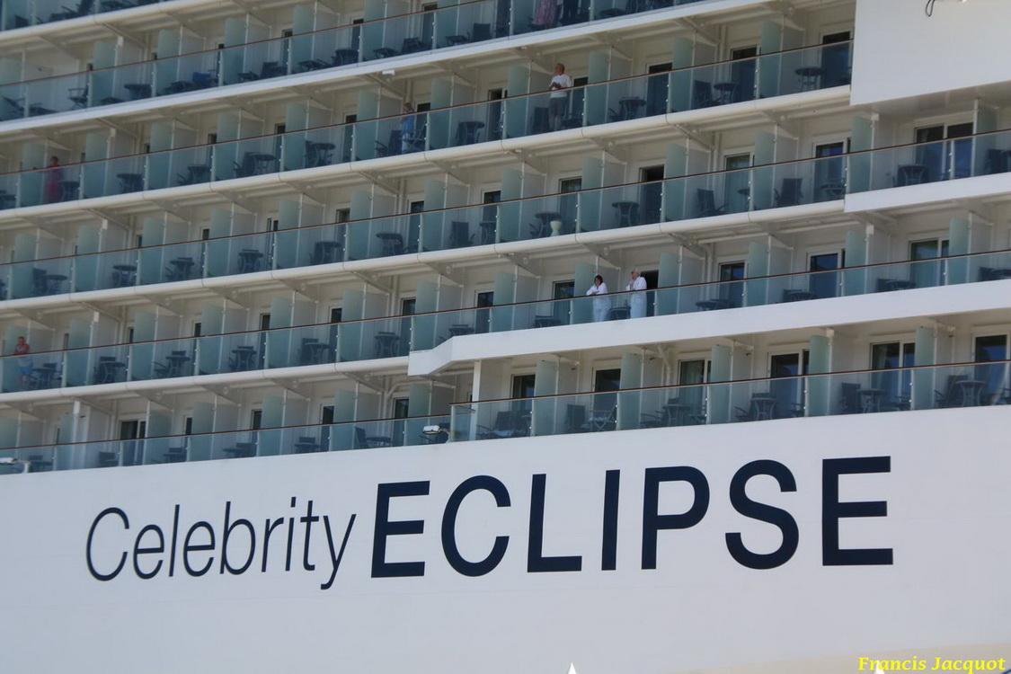 Escale du Celebrity Eclipse 0917