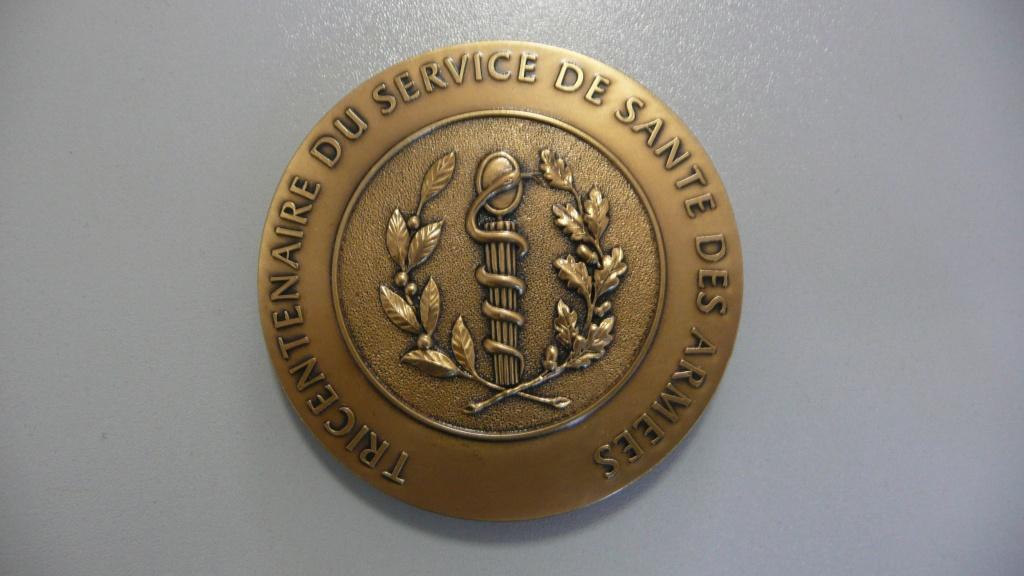 [Le service de santé] Tricentenaire du SSA P1140411