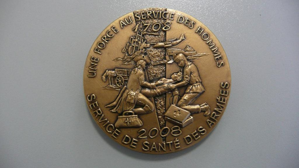 [Le service de santé] Tricentenaire du SSA P1140412