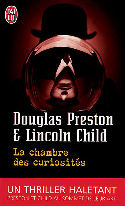 LA CHAMBRE DES CURIOSITES de Douglas Preston et Lincoln Child Polar110