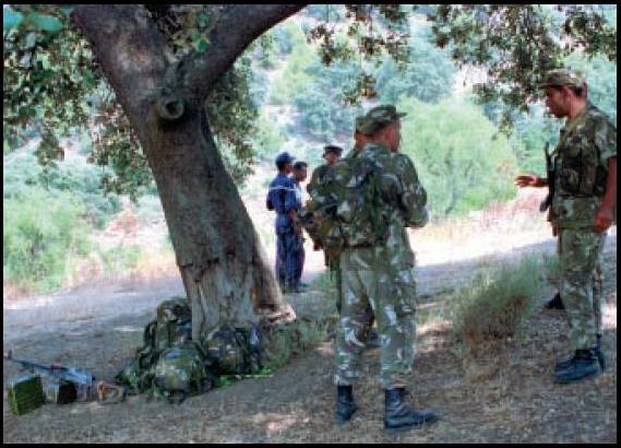 القوات البرية الجزائرية Soldad10